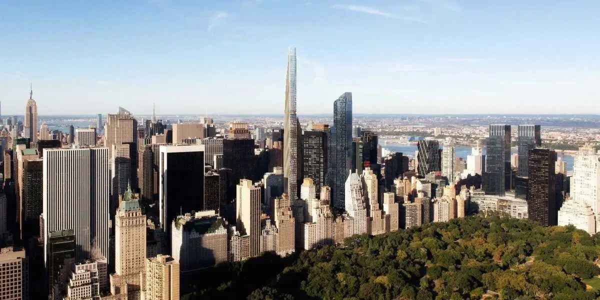 111 West 57th Street Gets Taller Business Insider