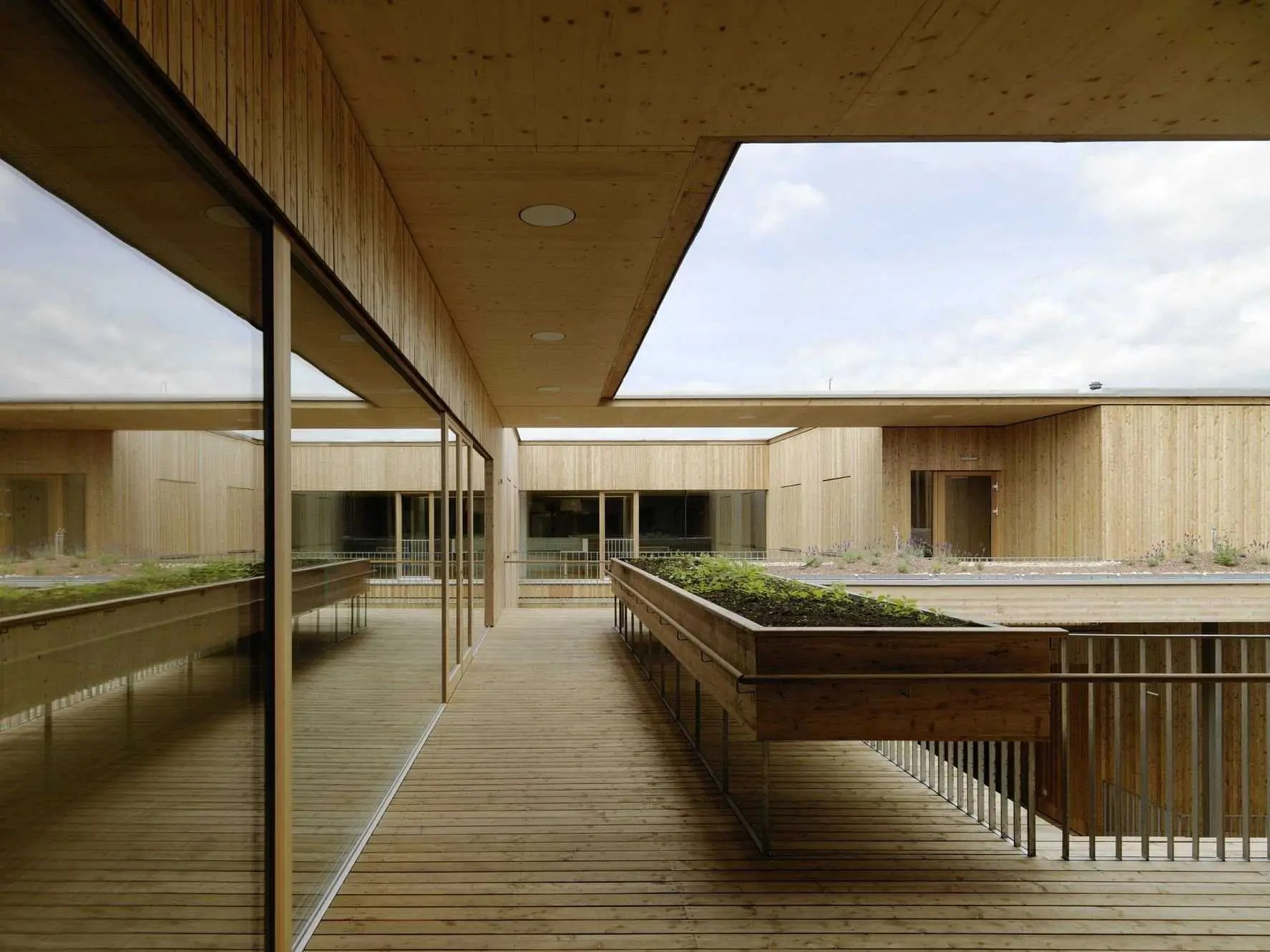 Peter Rosegger Nursing Home, Austria