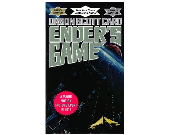 science fiction book ender's game
