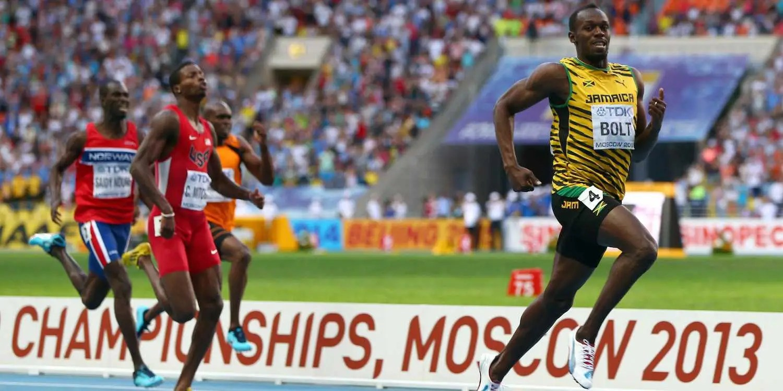 Usain Bolt Race