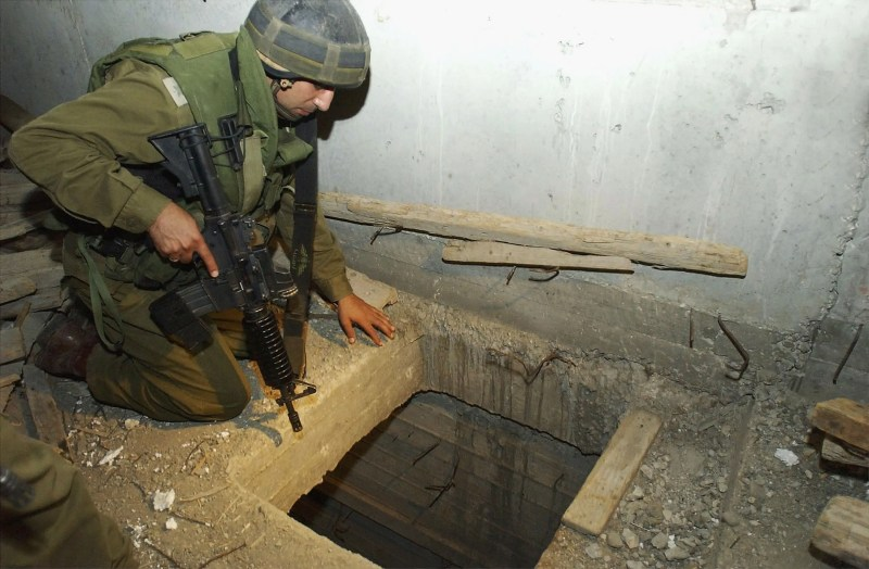 In 2003, an Israeli taxi driver, Eliyahu Gurel, was kidnapped after transporting four Palestinians to Jerusalem in his cab. But the Sayeret Matkal unit located and rescued him from a 10-meter pit in an abandoned factory in a suburb of Ramallah.