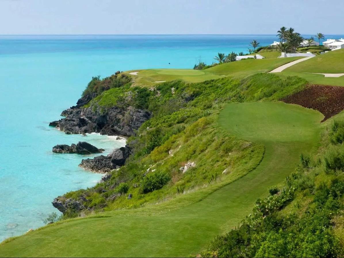 Port Royal Golf Course in Bermuda