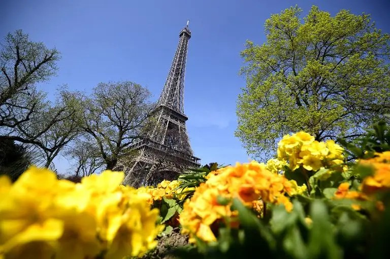 The Eiffel Tower is one of the busiest tourist attractions in the French capital