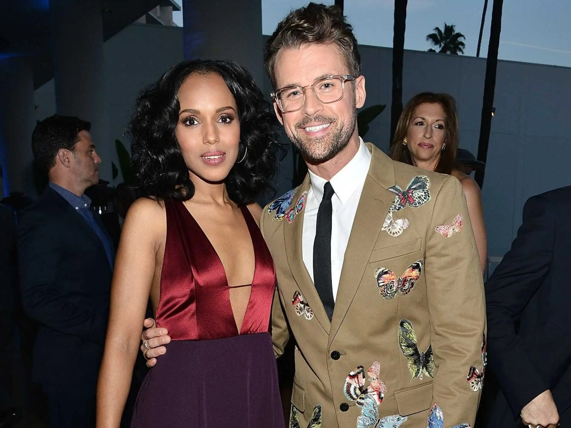 Brad Goreski Kerry Washington