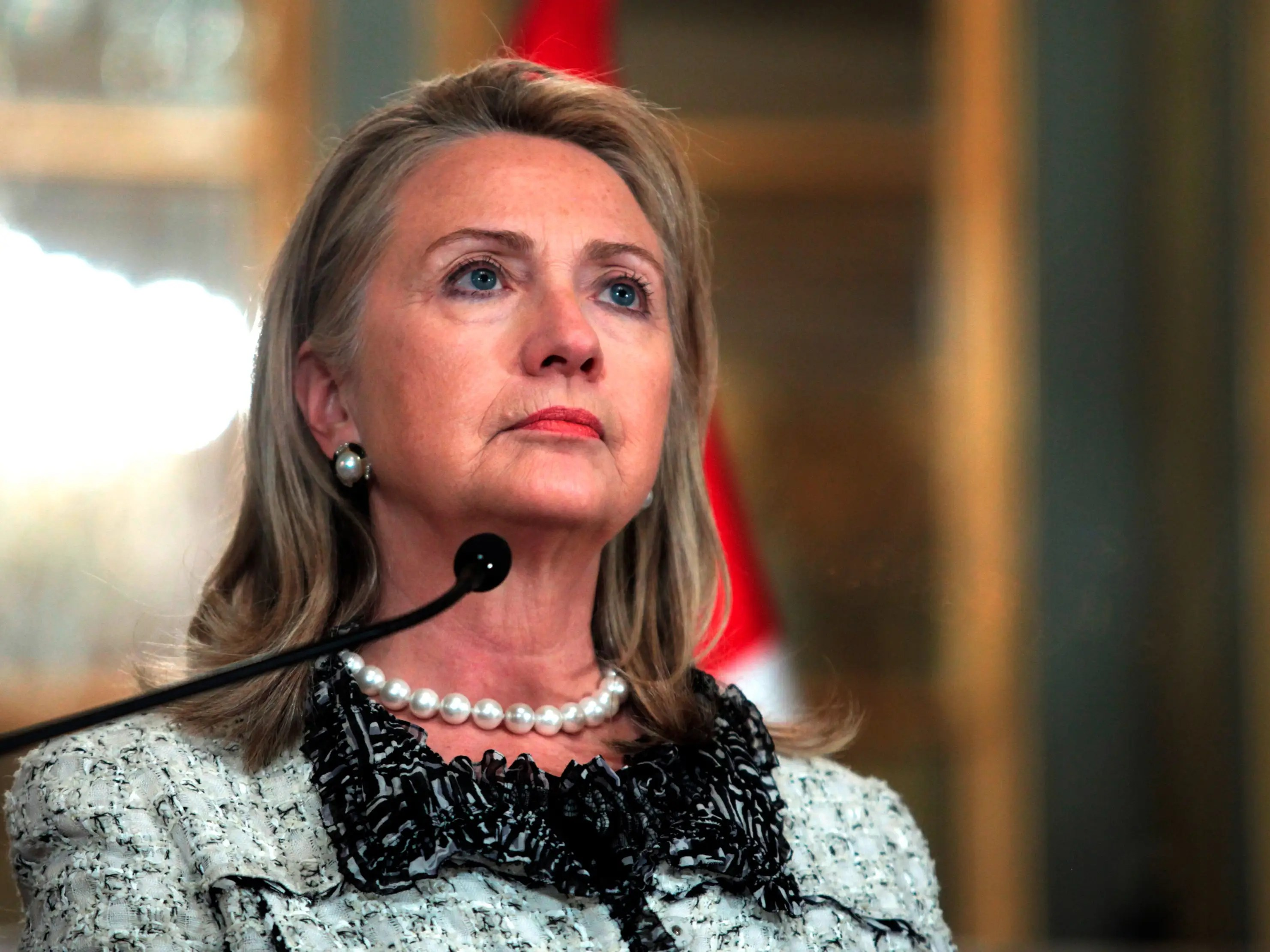 Clinton's State Department was rocked by controversy after the attack in Benghazi, Libya, that left a US ambassador and three other Americans dead. A House committee investigated her and the department's handling of the situation.