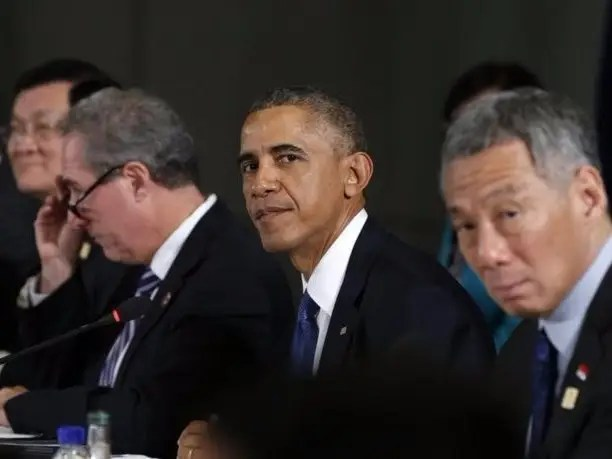 Image result for Obama's Pivot