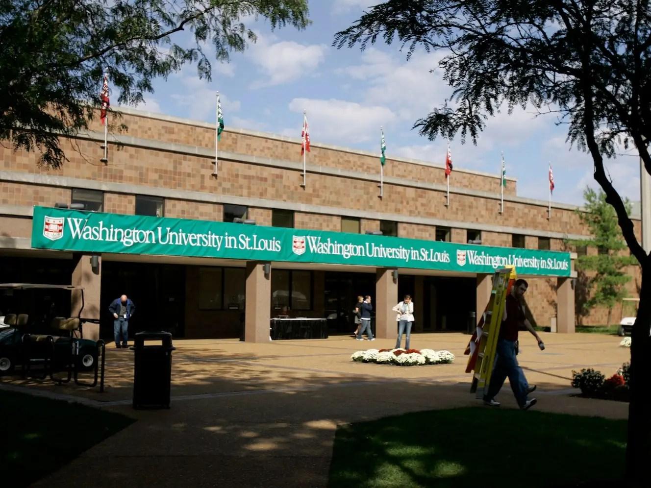 27. Washington University in St. Louis