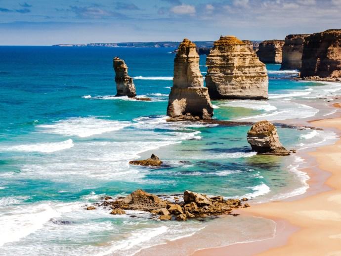 melhores lugares para viajar no mundo - austrália
