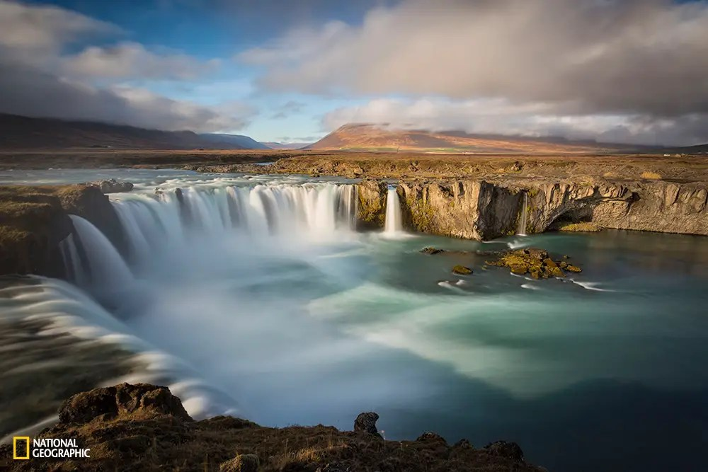 The Godafoss (otherwise known as the