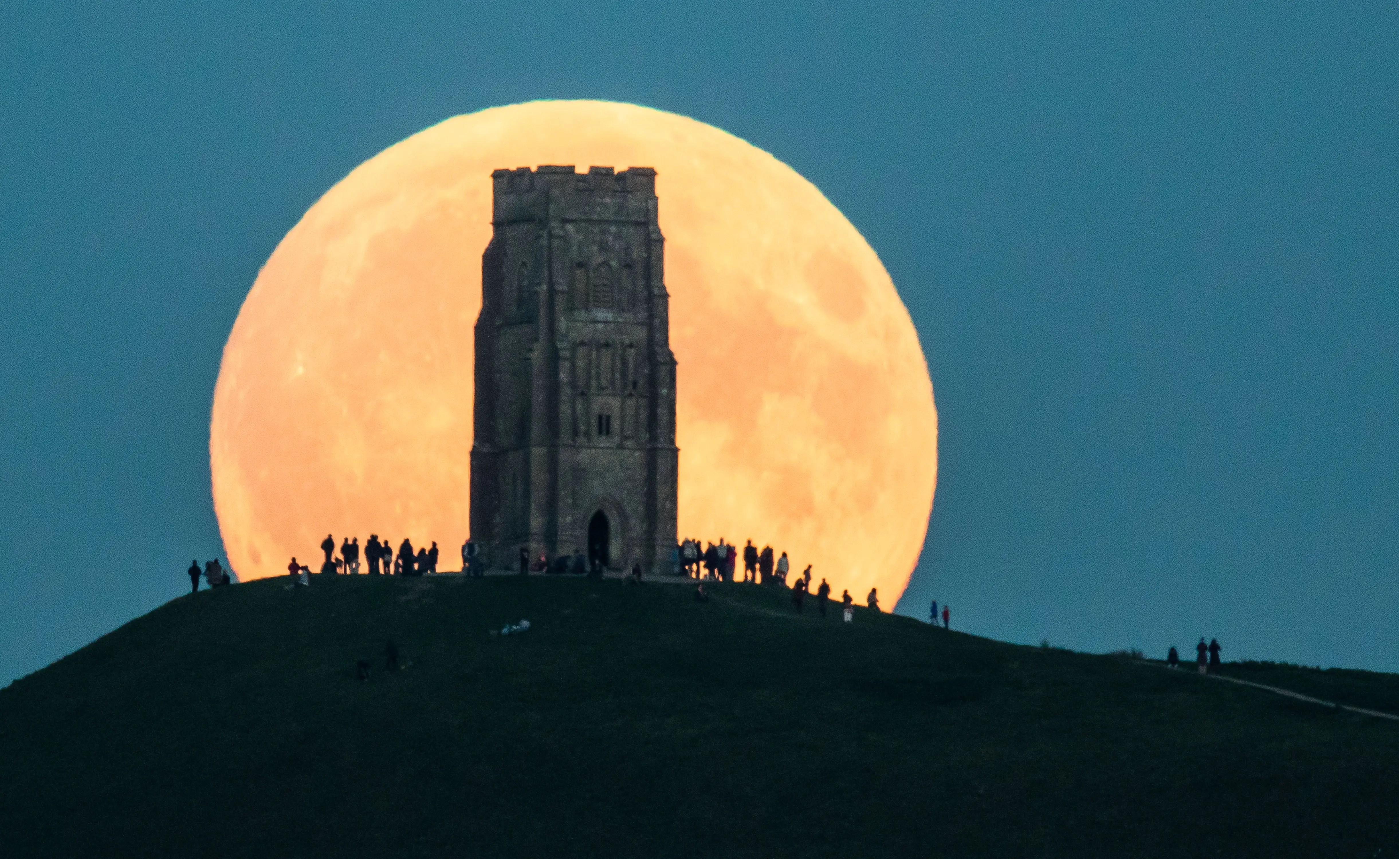 Image result for november 14, 2016 supermoon