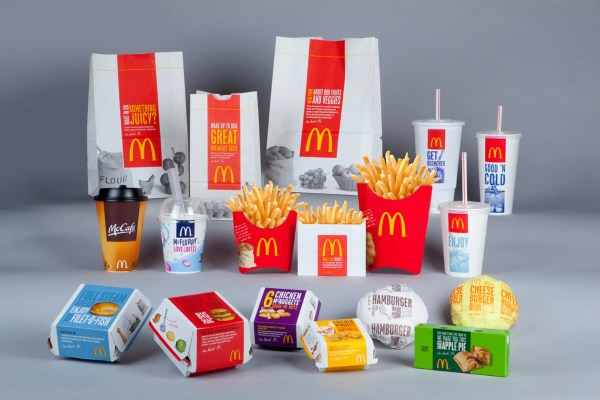 From McDonalds to Taco Bell see how much fast-food ...