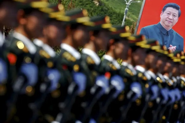 China's Xi sets up five new 'battle zones' in military ...