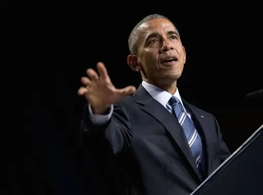 Obama says faith is 'great cure' for fear - Business Insider
