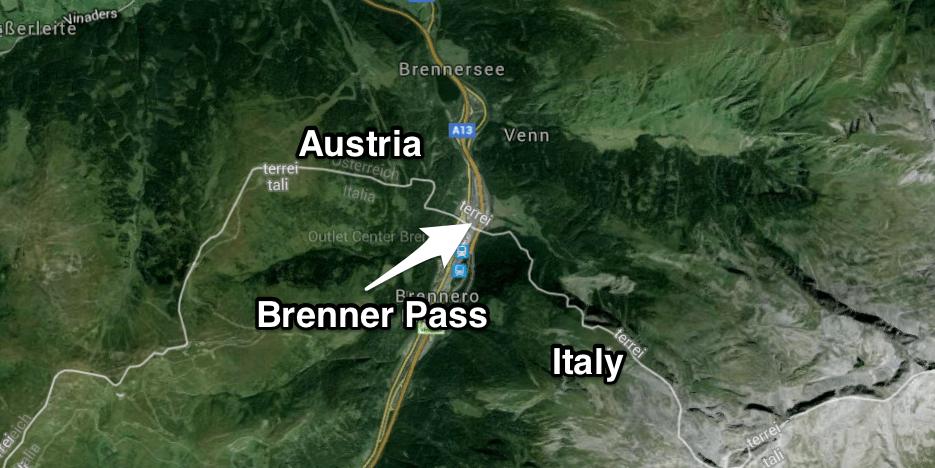 Hasil gambar untuk brenner pass
