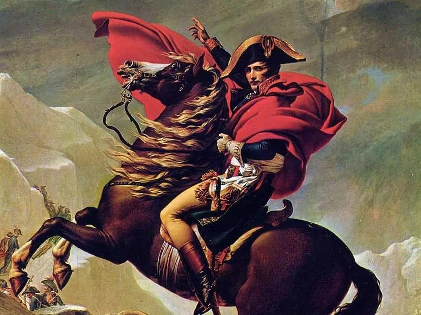 8. Napoleon.