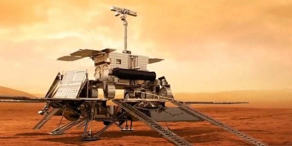 ExoMars satellite looking for life on Mars - Business Insider