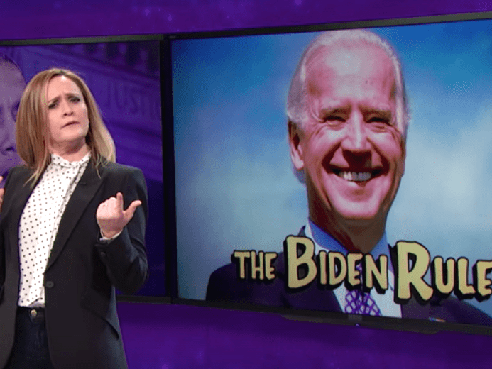 "No. 6. ""Full Frontal with Samantha Bee"" Season 1 (TBS)"