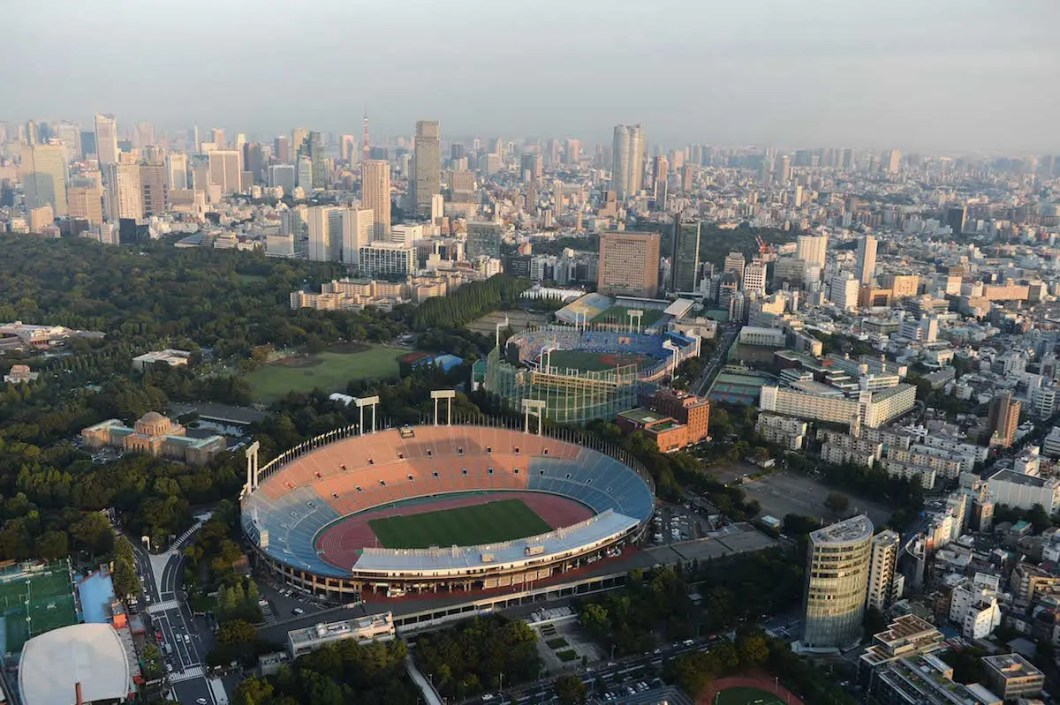 But high-tech innovations come at a price. Japan originally budgeted $3 billion for the games, but Japanese media is reporting that price could be six times higher.