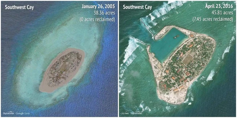 Southwest Cay Vietnam
