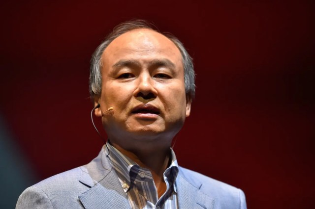 Masayoshi Son SoftBank