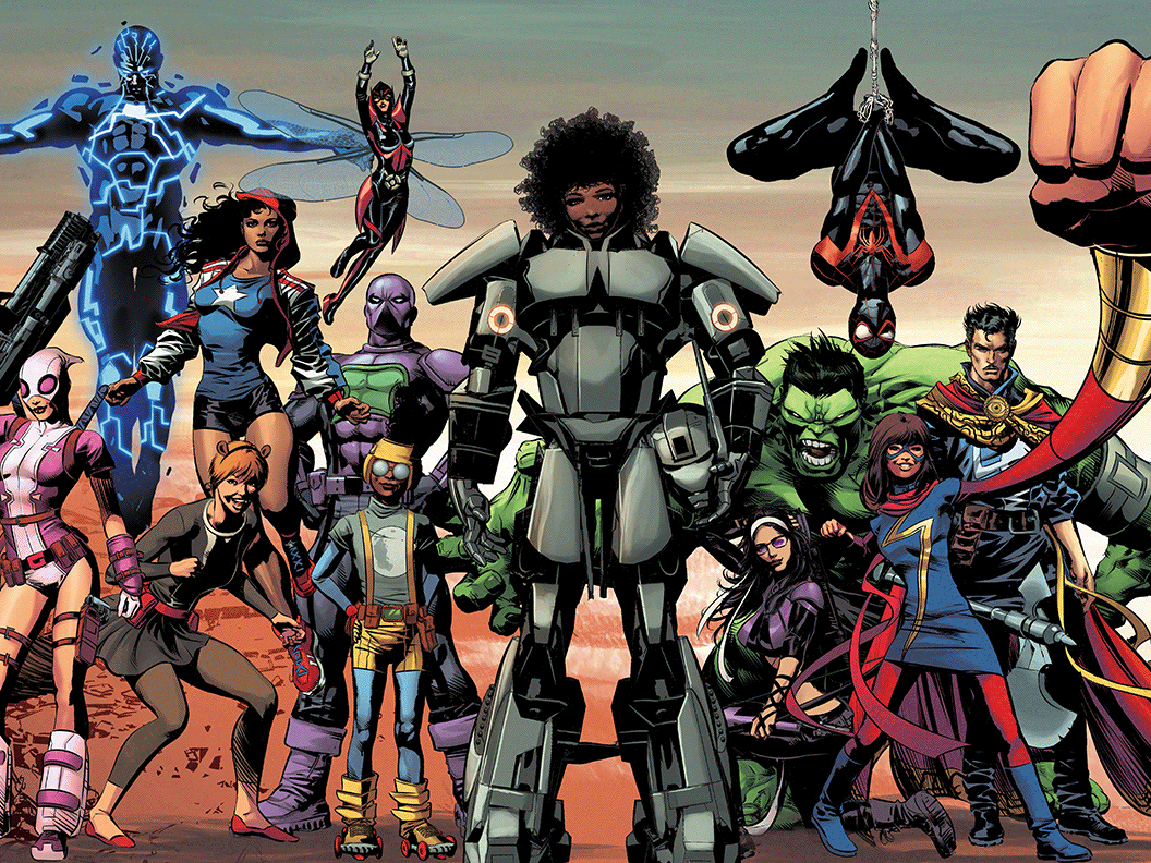 Image result for diversity in comics