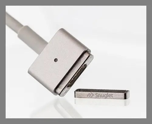 An enhanced MagSafe adapter