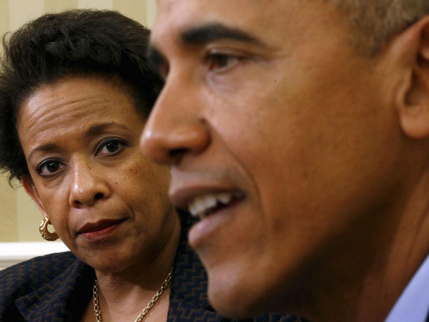 obama loretta lynch