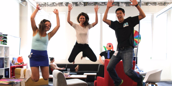 Best places to work in 2017 - Business Insider