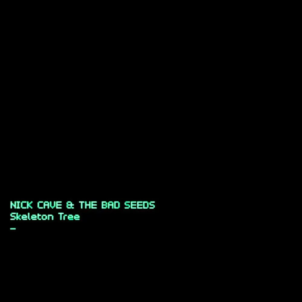 "2016: Nick Cave & the Bad Seeds — ""Skeleton Tree"""