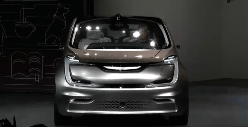 It also comes with lidar and sensors to handle Level 3 autonomous driving, meaning it can handle urban environments, but still requires human oversight.