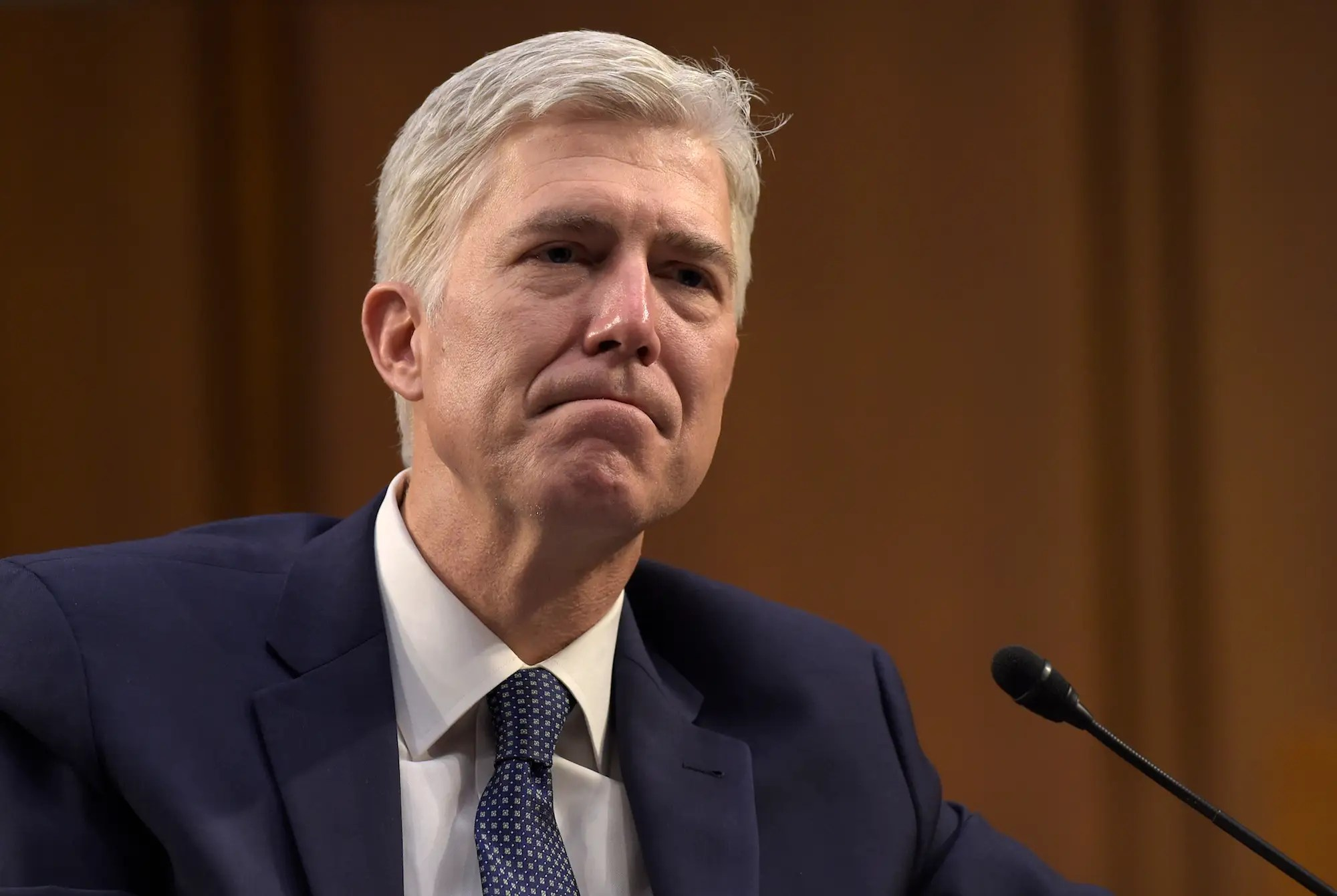 neil gorsuch confirmation hearing