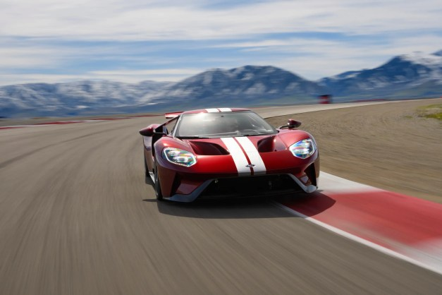 Ford GT Drive