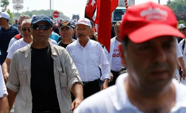 Turkey's opposition leader launches court challenge as he ...