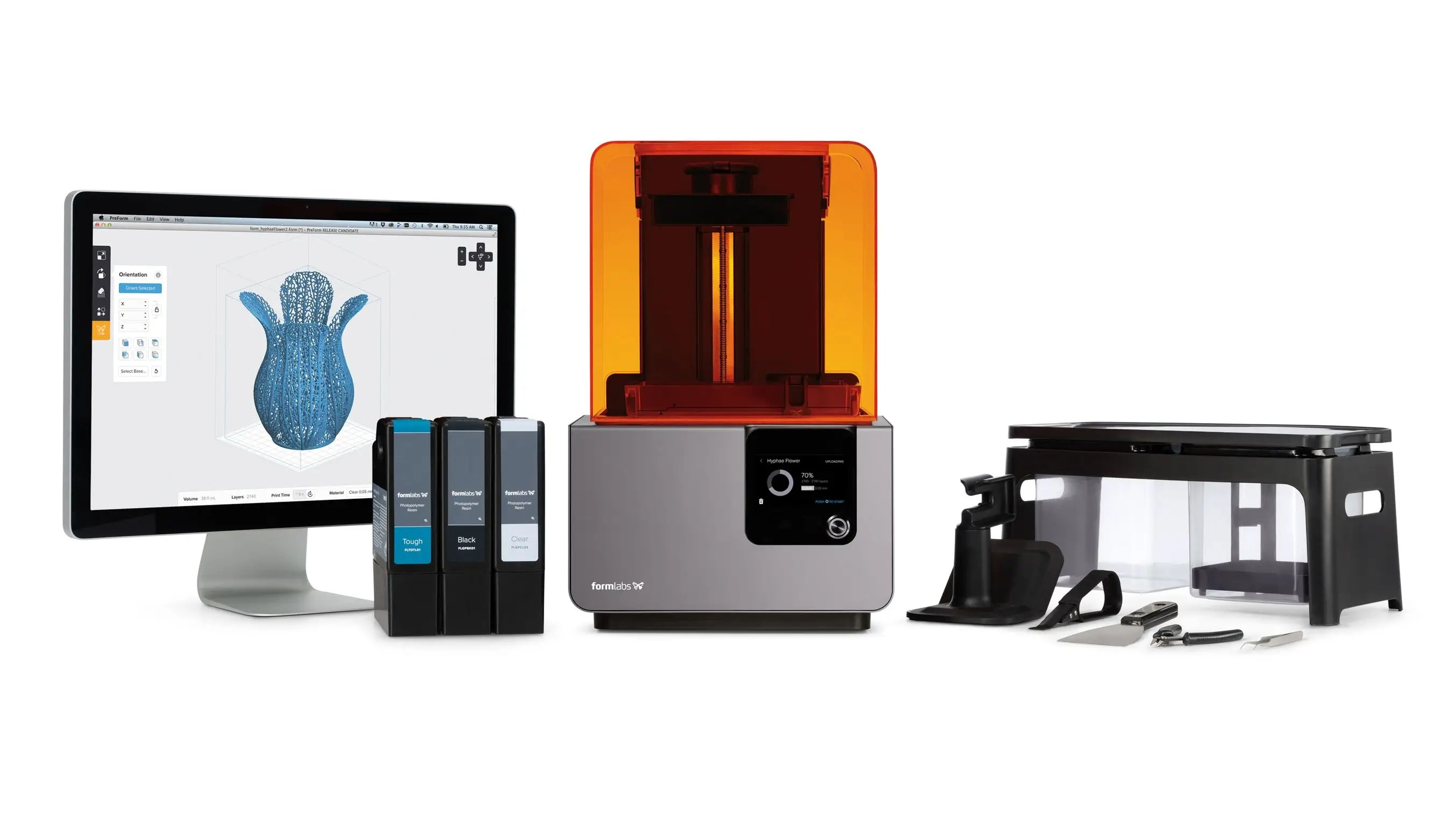 formlabs form 2 printer