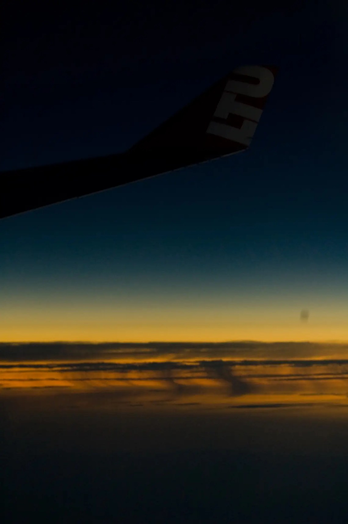 Depending on where you are during totality, it could look like the twilight that comes right after the sunset, or it might get so dark you're not able to read. But it won't be exactly like nighttime, according to Littman and Espenek. Here's what Business Insider's Dave Mosher saw on a flight through a solar eclipse in 2008: