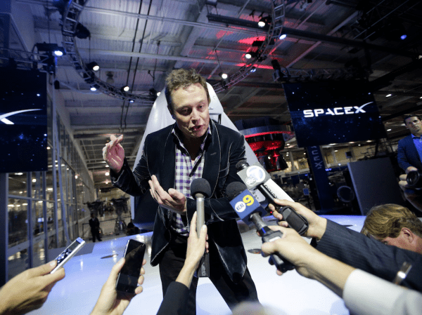 Elon Musk might have another $50 billion company on his ...