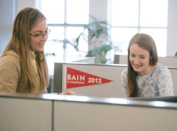 Firms on Glassdoor's Best Employers Survey Each Year - Bain & Co.