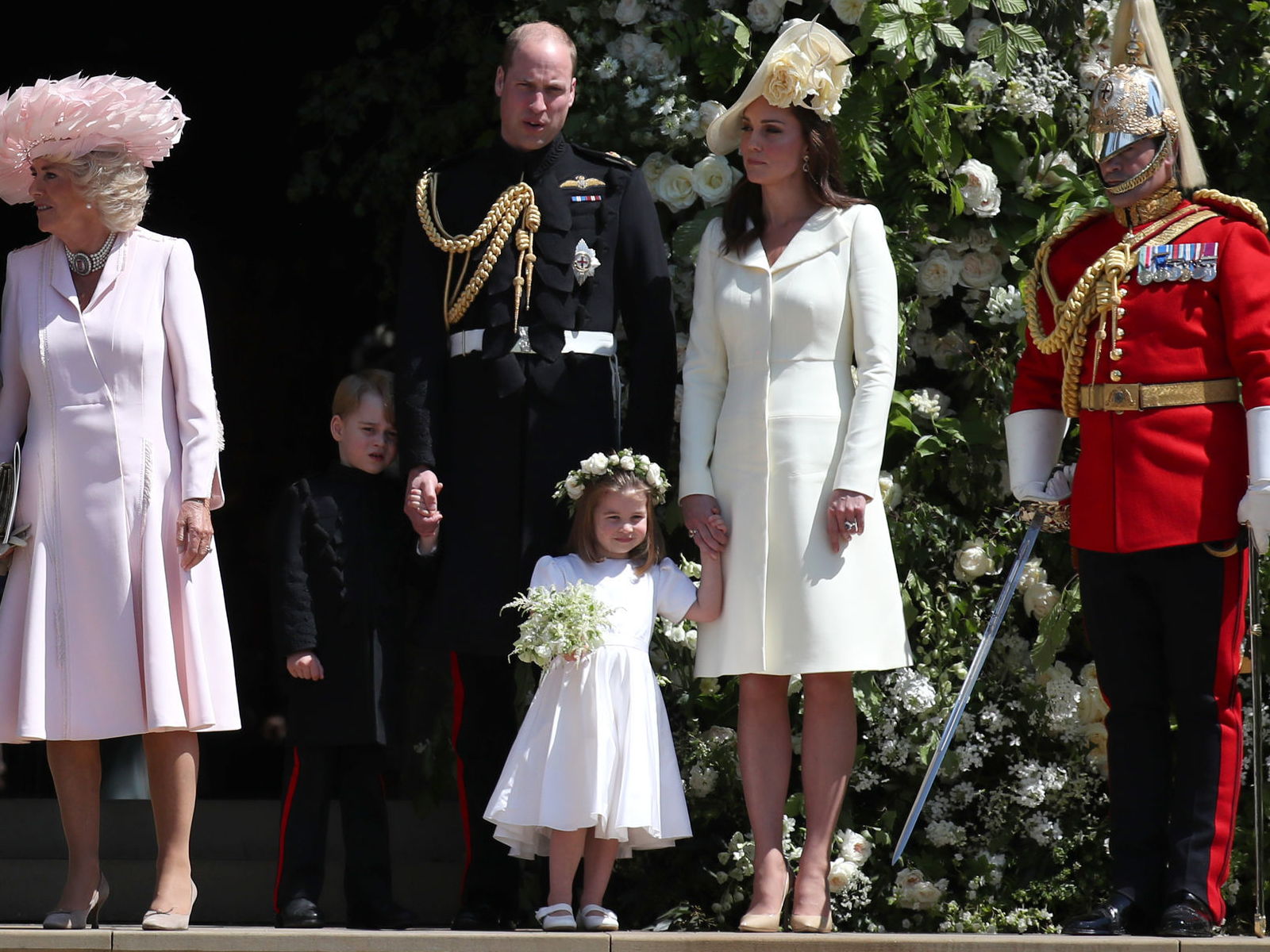 Kate Middleton Wore One Of Her Previous Dresses For The
