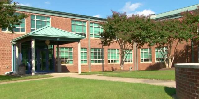 Stafford County Public Schools Administration Building