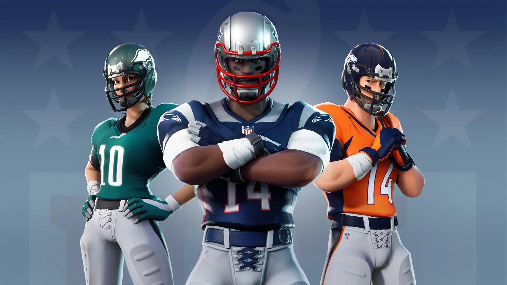 Fortnite Battle Royale Gets NFL Uniforms Business Insider