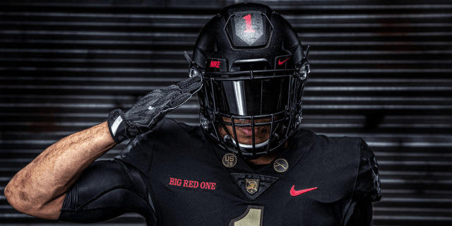 Army-Navy game Army uniform