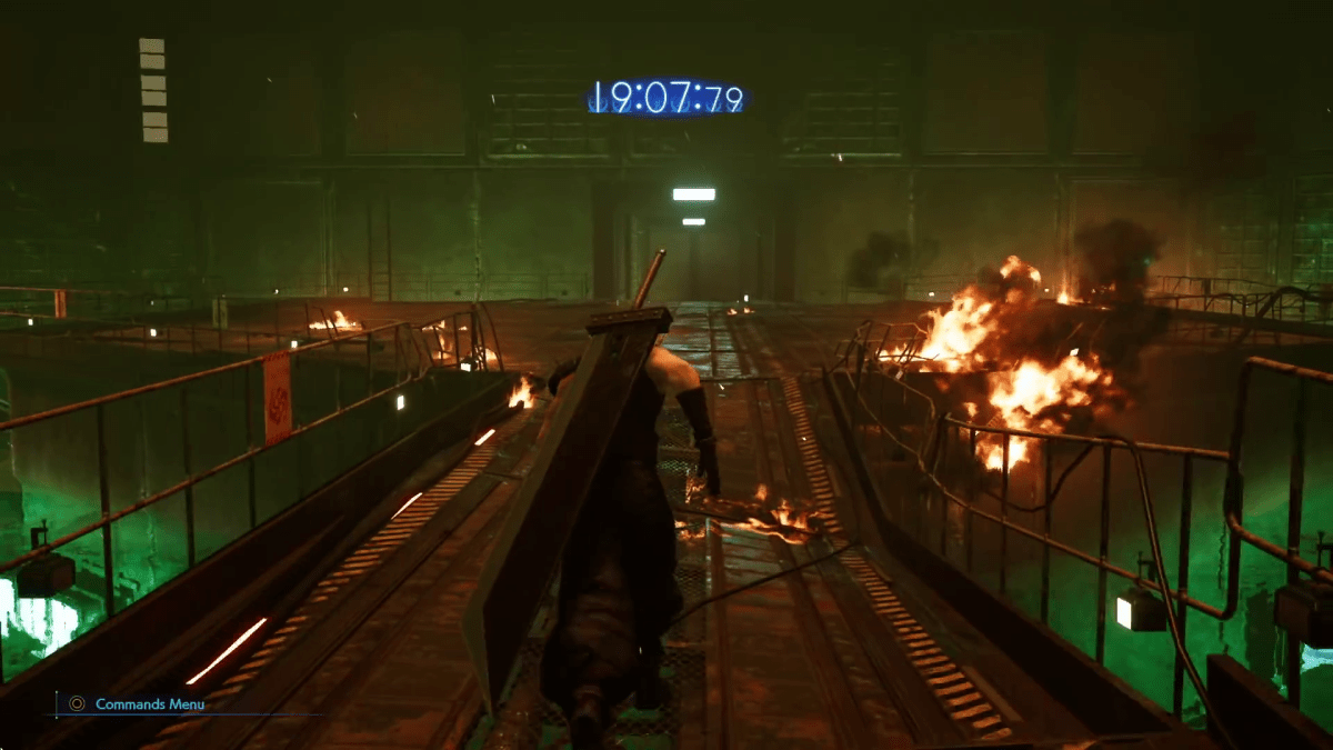 I never played the classic RPG 'Final Fantasy VII' from 1997, but I just played the gorgeous new remake and it's pretty great