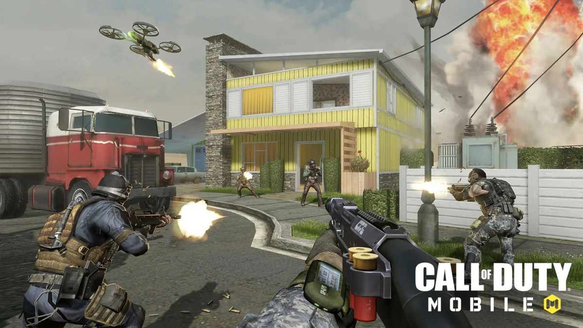 A free 'Call of Duty' game is headed smartphones, and it has a massive Battle Royale mode — here's what we know so far