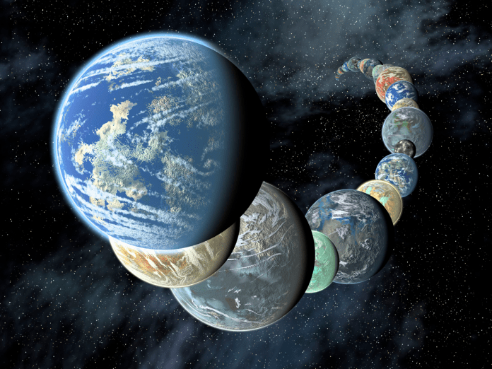 exoplanets extrasolar earth like planets illustration spitzer_ssc2008 05a_2000