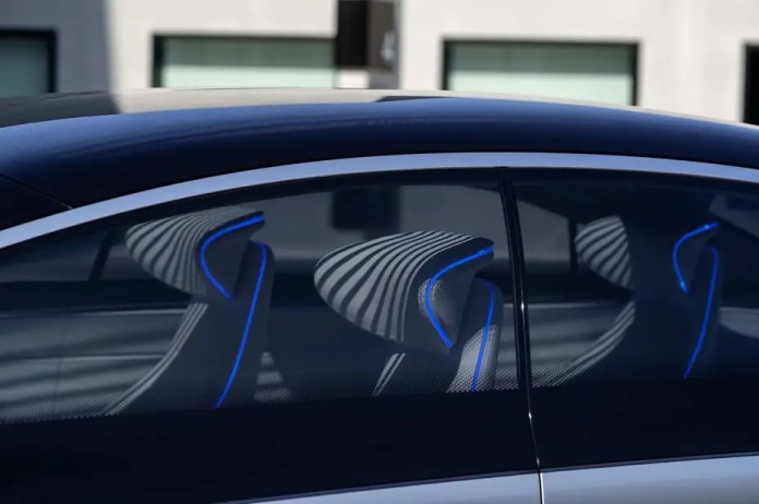 Mercedes-Benz just revealed an electric concept sedan that the company says is the future of luxury cars