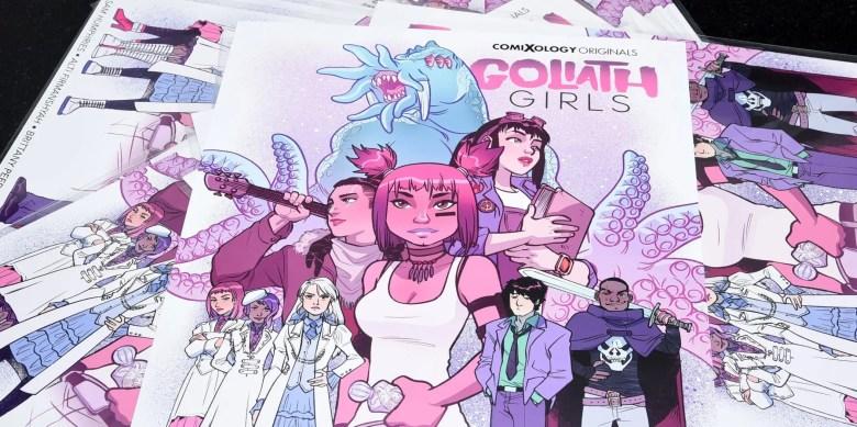 ComiXology original comics