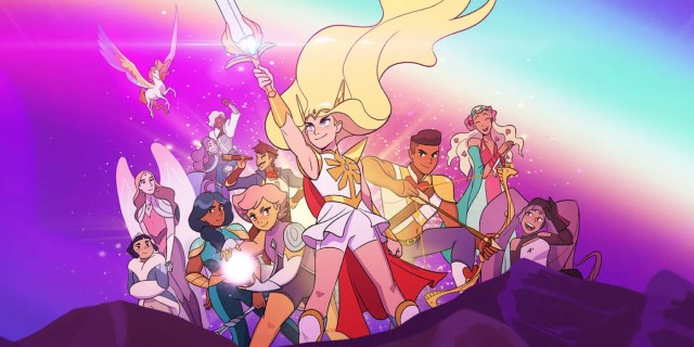 Resultado de imagem para she-ra and the princesses of power