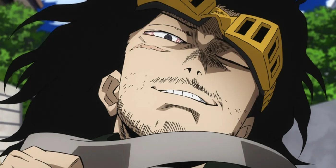 #my hero academia#mha#bnha#my hero academia wallpaper#aizawa#. My Hero Academia: Who Is Shota Aizawa and Why Does ...