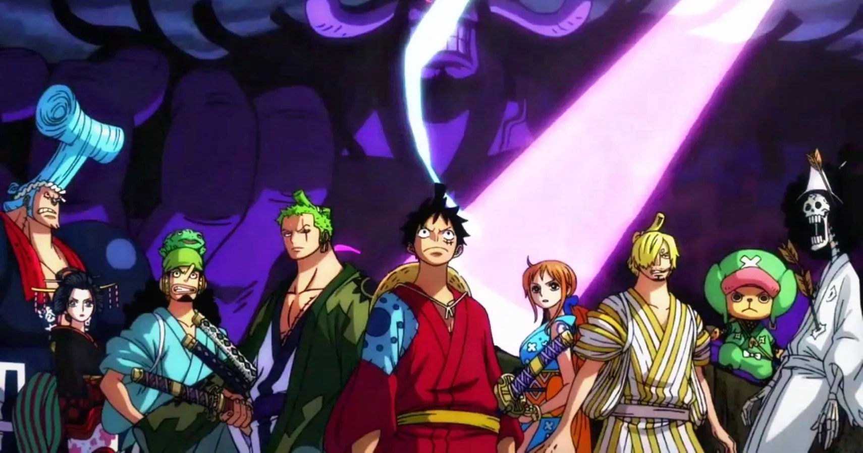 They are led by monkey d. One Piece The Strawhat Pirates Ranked By Their Bounties Cbr
