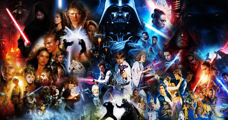 Every Star Wars Movie And TV Show In Chronological Order   CBR